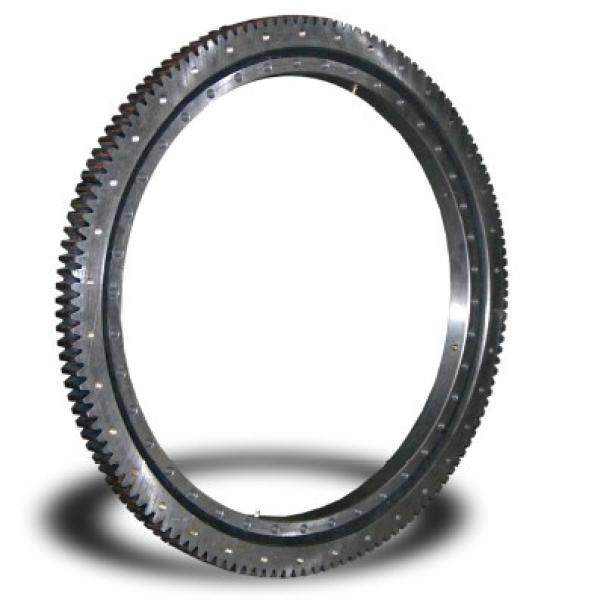Single row cross roller slew bearing SX011828 #1 image